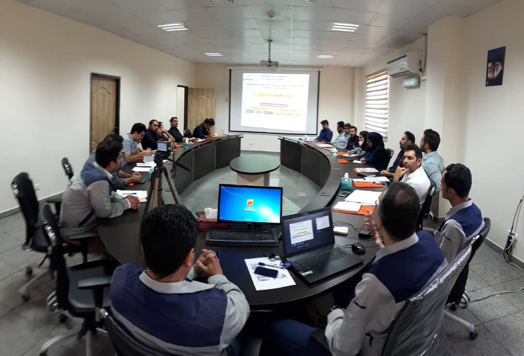 دوره آموزشی بهره برداری و نگهداری سامانه خنک کن مدیا در نیروگاه اسلام آباد غرب برگزار شد.