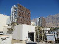 بهره برداری از سیستم افزایش ظرفیت واحدهای گازی نیروگاه زاگرس کوثر